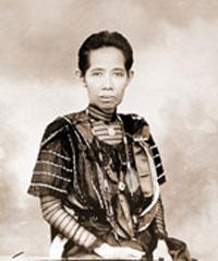 Her Majesty Queen Savang Vadhana